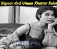 Jhanvi Kapoor And Ishaan Khattar Relationship! Tamil News