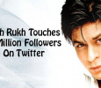 King Khan Shah Rukh Touches 30 Million Followers On Twitter!
