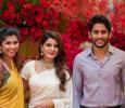 Samantha And Naga Chaitanya Had A Beautiful Party With Family! Tamil News