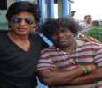 Shah Rukh Thanks Yogi Babu For His Birthday Wish!