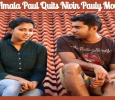 Amala Paul Quits Nivin Pauly Movie! Tamil News