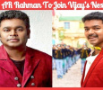 AR Rahman For Vijay's Next! Tamil News
