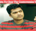 Simbu To Clear The Controversies Against Him!