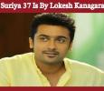 Suriya's 37th Film Is With Lokesh Kanagaraj! Tamil News
