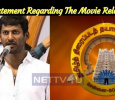 TFPC Statement Regarding The Movie Releases! Tamil News