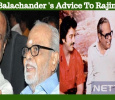 Maintain This Style Da, Said Balachander To Superstar!