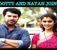 Nayantara Joins Mammootty Again For A Biopic! Tamil News