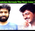 Santhosh Narayanan Reveals The True Color Of Ajith! Tamil News
