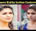 Kolamaavu Kokila Invites Controversies! Tamil News