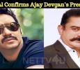 Kamal Hassan Confirms Ajay Devgan's Presence In Indian 2!