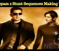 Vishwaroopam 2 Stunt Sequences Making Video Is Out! Tamil News