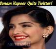 Reason Why Sonam Kapoor Quit Twitter! Tamil News