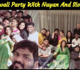 It's A Great Diwali Party With Nayanthara And Sivakarthikeyan! Tamil News