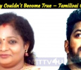 Screenplay Couldn't Become True – Tamilisai On Sarkar Tamil News