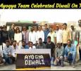 Vishal's Ayogya Team Celebrated Diwali On The Sets! Tamil News