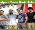Mollywood Director Thanks Siddharth!