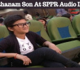 Santhanam Brought His Son To The Limelight! Tamil News