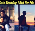 Atlee's Cute Birthday Wish For His Wife!