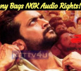 Sony Bags NGK Audio Rights! Tamil News