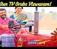 Sun TV Grabs Viswasam! Tamil News
