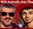 Anirudh Finalized For Thala's Next! Tamil News