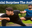 Mohanlal Surprises The Audiences With His Slim Look! Malayalam News
