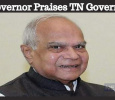 The Governor Praises TN Government! Tamil News