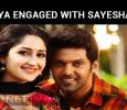 Arya Engaged With Sayesha?