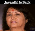 Veteran Actress Jayanthi Is Back To Home! Kannada News