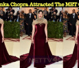 Priyanka Chopra Attracted The MET Gala! Hindi News