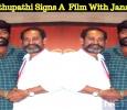 Vijay Sethupathi Signs A New Film With Jananathan! Tamil News