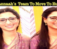 Tamannaah's That Is Mahalakshmi Team To Move To Europe! Tamil News