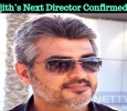 Ajith's Next Director Confirmed? Tamil News