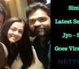 Simbu's Latest Selfie With Jyo – Suriya Goes Viral Online! Tamil News