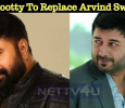 Mammootty To Replace Arvind Swamy?
