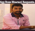 Bigg Boss Bharani Requests… Tamil News