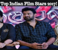 Top Indian Film Stars 2017! Tamil News