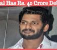 Vishal Has Rs. 40 Crore Debt! Tamil News