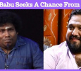 Yogi Babu Seeks A Chance From Siva! Tamil News