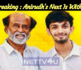 Breaking News: Anirudh Signs His Next With....