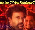 Petta Has Sun TV And Kalaignar TV Link! Tamil News