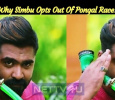 Why Simbu Opts Out Of Pongal Race? Tamil News