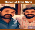 Mohanlal Joins Nivin Pauly!