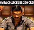 Simmba Crosses Rs 200 Crore Mark!