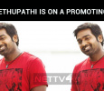 Vijay Sethupathi Is On A Promoting Spree!