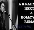 AR Rahman Composes For A Hollywood Remake! Tamil News