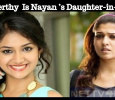 Keerthy Suresh Is Nayantara's Daughter-in-law! Tamil News
