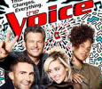 The Voice UK English tv-shows on BBC