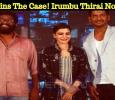 Vishal Wins The Case! Irumbu Thirai Not Banned! Tamil News