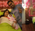 Mollywood Star Decorated The Hospital For His Daughter! Tamil News